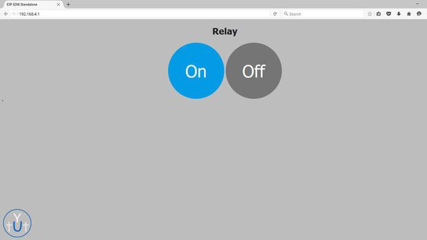 ESP 8266 Standalone WiFI Relay Control with some nice LUA code
