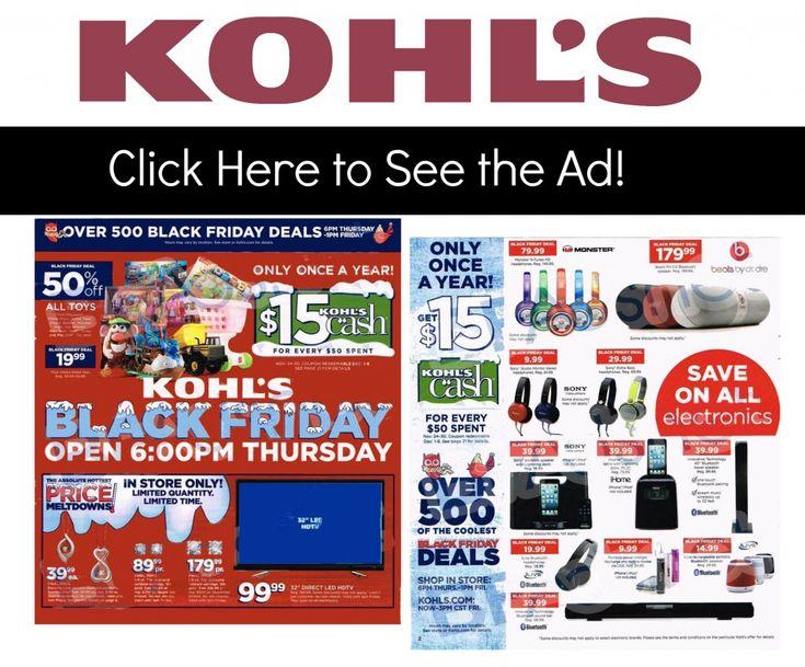 kohls black friday ad scans