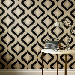 Retro Wallpaper, 50s 60s 70s Retro Wallpaper, Retro Wallpaper Designs