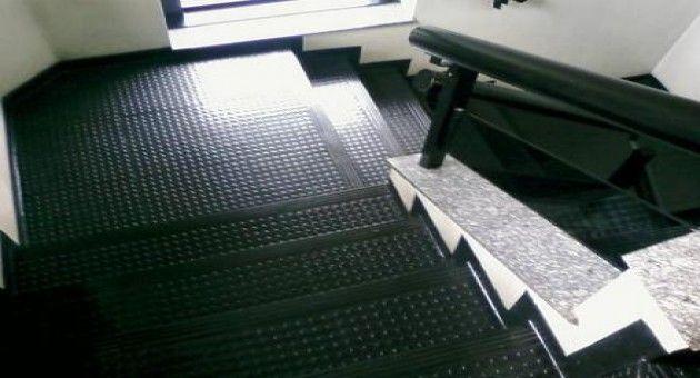 revestir escada com tapete de borracha - Pesquisa Google