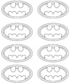 Batman Birthday Party - Batman printable cards invitations, party Games, Decorations for your Batman Birthday party theme