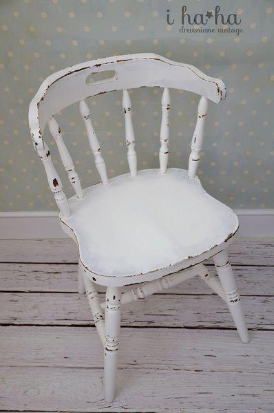 Krzesło Drewniane  TON  Vintage Loft Foto Sesja w ihaha na DaWanda.com #niezchinzpasji