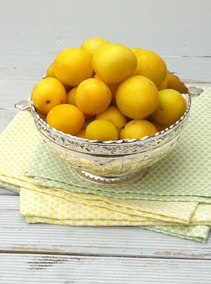 simply.food: Quick Yellow Plum Jam