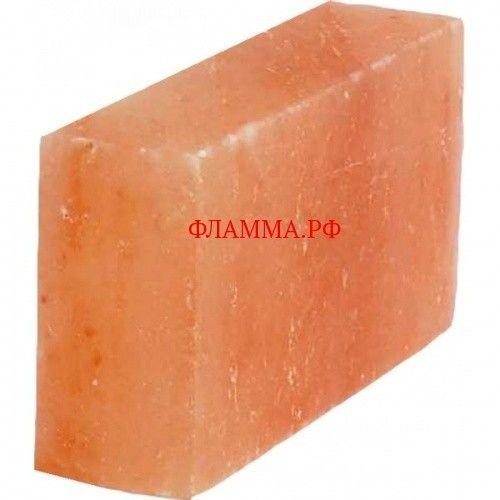 Кирпич 20*10*5 из гималайской соли шлифованный на печном складе ФЛАММА      КИРПИЧ ИЗ ГИМАЛАЙСКОЙ СОЛИ      20*10*5 СМ ШЛИФОВАННЫЙ     Размер: 20*10*5 см   Обработка: Шлифованный       Розовая гималайская соль- уникальный продукт, образовавшийся из запасов морской соли более 250 миллионов лет назад во времена Юрского периода и содержащий до 92-х!!! микроэлементов и около 200 химических соединений (аименно 92 – это то количество полезных веществ, которое необходимо для безупречной…