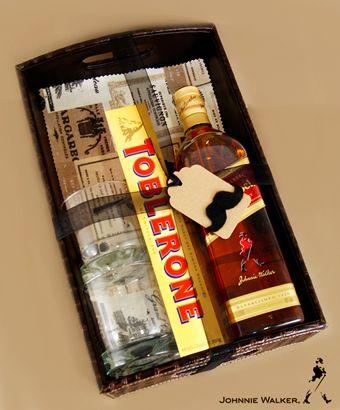 Un regalo para quien sabe reconocer y disfrutar de la mejor calidad a la hora de compartir un día especial.