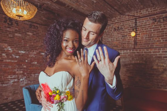 I loved the colors for their wedding! styledshoot_amber_gress_photography_interracial021