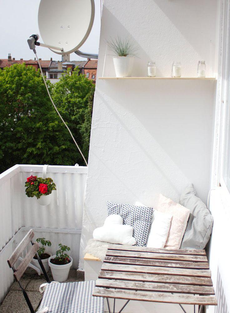 38 best Balkon DIYs images on Pinterest Paper lanterns