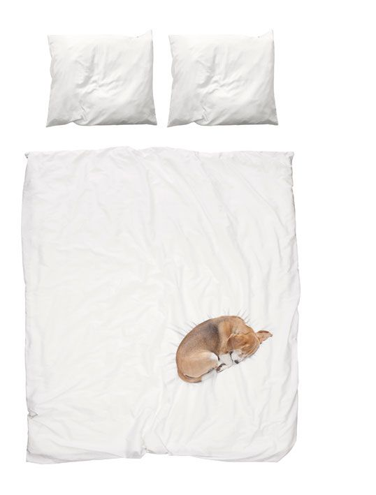 Dekbedovertrek Bob XL - Snurk beddengoed - BijzonderMOOI* - Dutch design