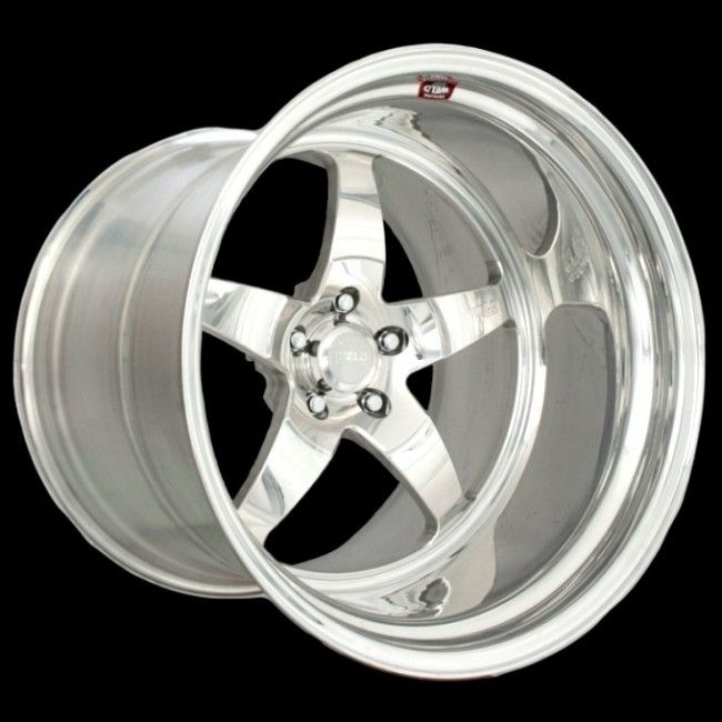 Camaro Weld Wheels - LG Motorsports