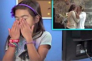 Reacción de niños a la propuesta de matrimonio gay - KienyKe