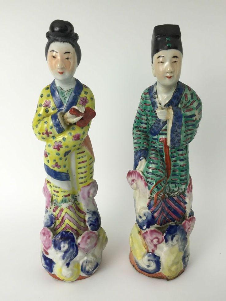 керамические фигурки в китайском стиле фото отличие штучной