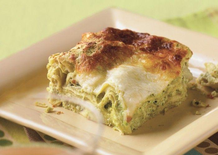 ... and Artichoke Lasagna | Recipe | Sweet Peas, Artichokes and Lasagna