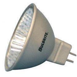 Bi-Pin 50W Silver 12-Volt Halogen Light Bulb (Set of 3)