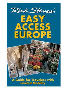 """Free PDFs of Rick Steves' """"Easy Access Europe"""" guide, last published in 2006"""