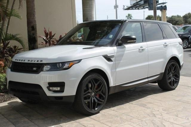 2016 Land Rover Range Rover Sport Supercharged, $94822 - Cars.com