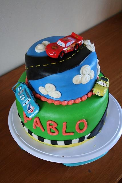 Sheet Duo Birthday Cake Designs