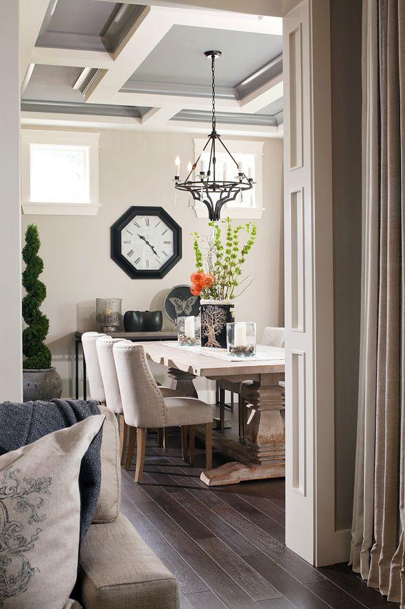 Best 25 Coffered Ceilings Ideas On Pinterest  Dining Room Interesting Dining Room Ceiling Designs Review