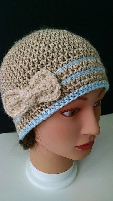 171 best Crochet-Chemo hats and scarves images on Pinterest ...