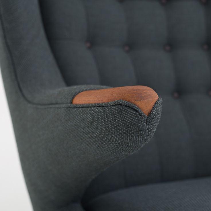 AP 19 - Reupholstered Papa Bear chair