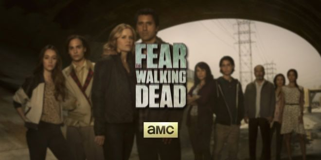 Fear The Walking Dead 1.Sezon Boxset