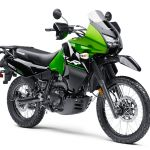 The KLR is widely used as an inexpensive adventure/touring bike. The addition of luggage and personalized modifications (GPS, heated handgrips, larger windscreens) make it more functional on long t…