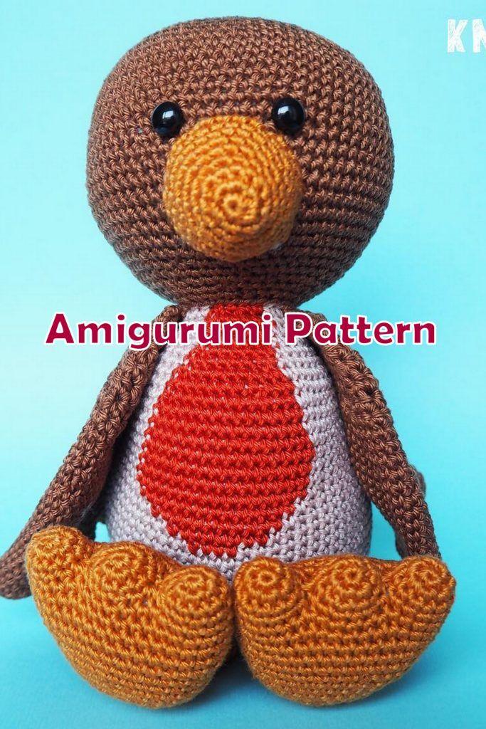 15 Crochet Teddy Bear Patterns | 1024x683
