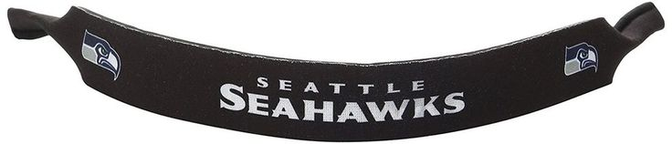 NFL Seattle Seahawks Neoprene Sunglass Strap #SiskiyouSports #SeattleSeahawks