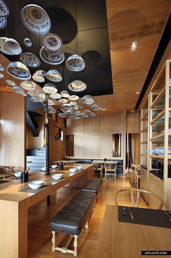 Taiwan Noodle House 2 // Golucci International Design | Afflante.com....