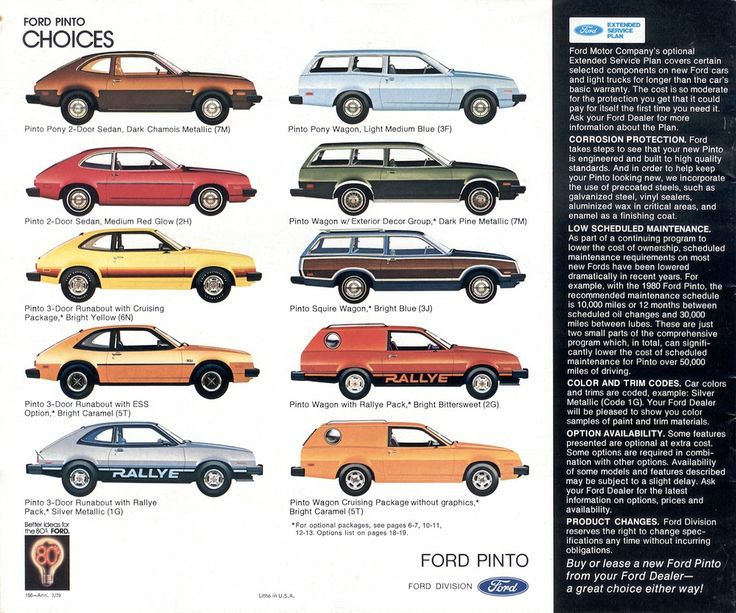 23 Best Ford Pinto Images On Pinterest Nice Cars And
