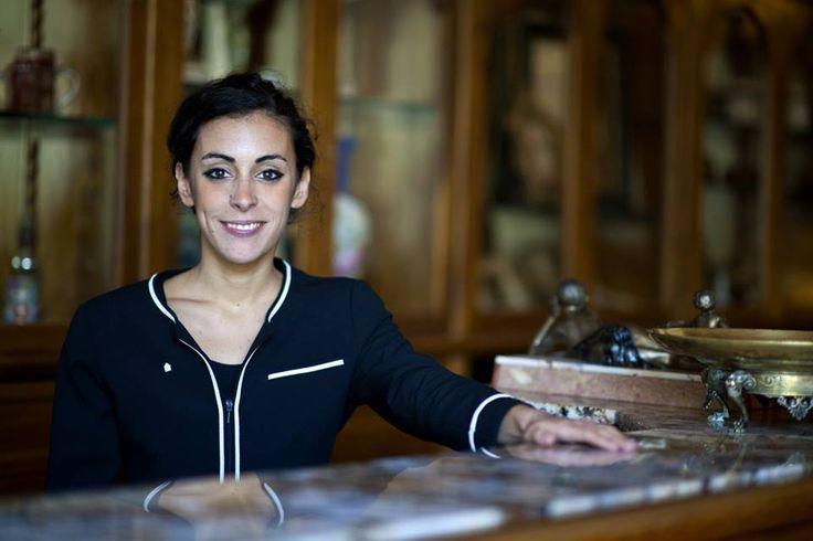Elena - Receptionist Mulino di Firenze