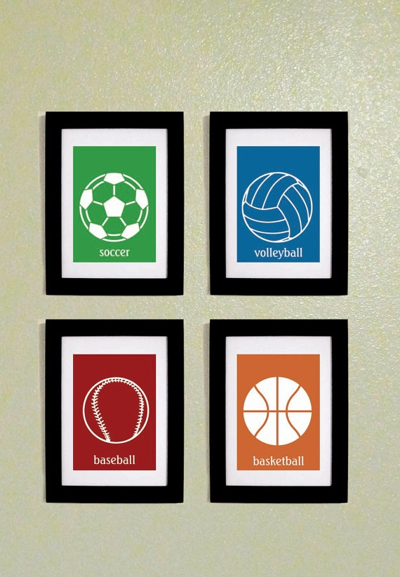Find This Pin And More On Basketball Room Decor By UnderTen.