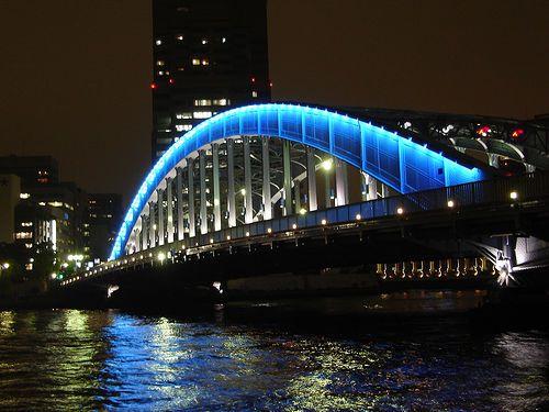 Tokyo bridges and their late German relatives | Mutantfrog Travelogue