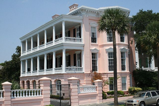17 best images about travel south carolina on pinterest for Charleston row houses