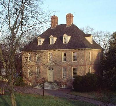 early Georgian House circa 1733
