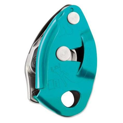 PETZL GriGri 2 Belay Device, Turquoise - Shop Now for Great Deals.