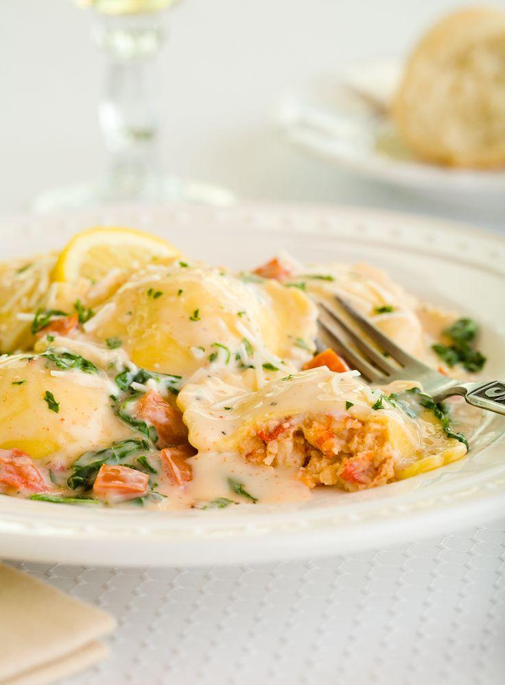 Lobster Ravioli