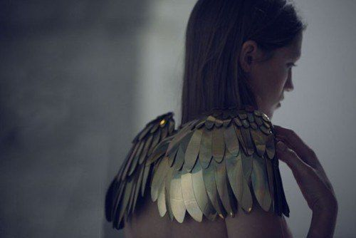 """""""Oh father, give me my wings back! Take me away from this wretched land!"""""""
