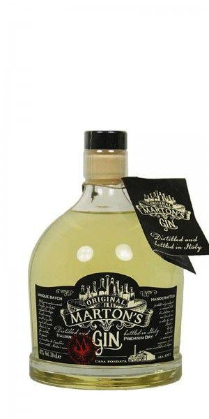 Roby Marton Italian Premium Dry Gin