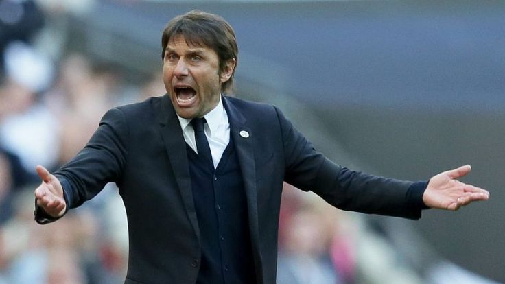 Antonio Conte bemused by Chelsea's schedule, calls it 'difficult' to understand