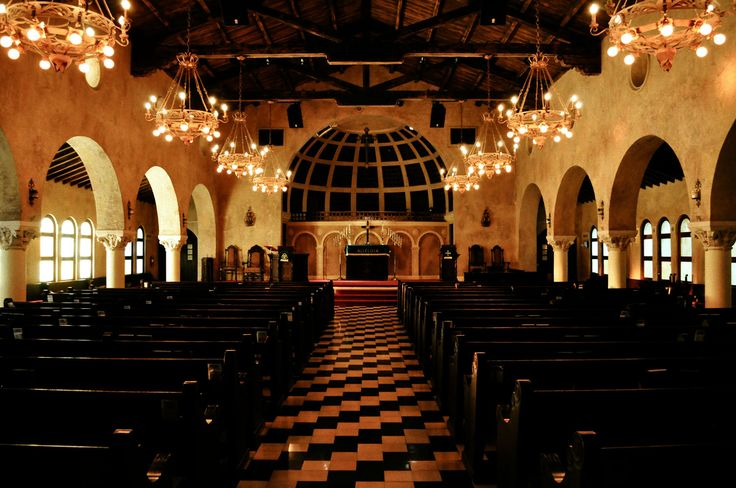 Coral Gables Congregational United Church of Christ | Coral Gables, Florida: Christ Inside, Coral Gables, United Church, Congreg Church, Church Of Christ, Christ Sanctuary, Gables Congreg, Christening Ideas, Congreg United