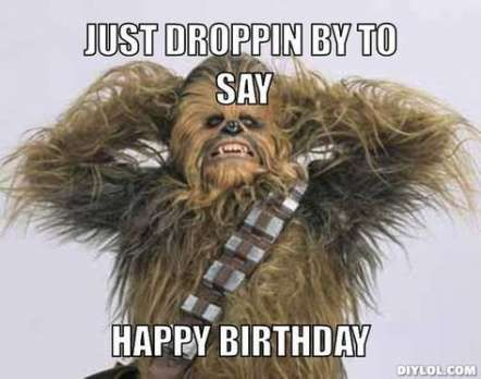 Super birthday wishes funny humor star wars 26 ideas