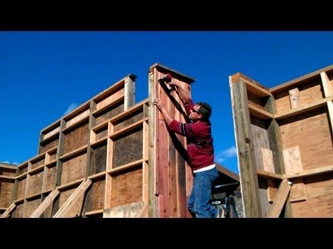 Building An Old Western Town General Store Facade Part 3