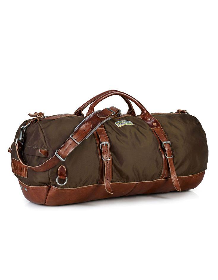 Men's | Bags | Nylon Duffel Bag | Hudson's Bay
