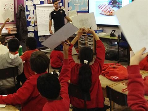 Brentford FC Community Sports Trust embark on second year of Sport Move and Learn Project