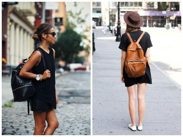 Looks com mochila para todos os estilos