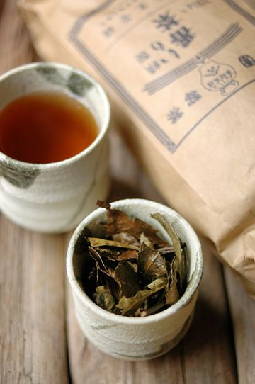 Japanese tea Iribancha/ippoudou