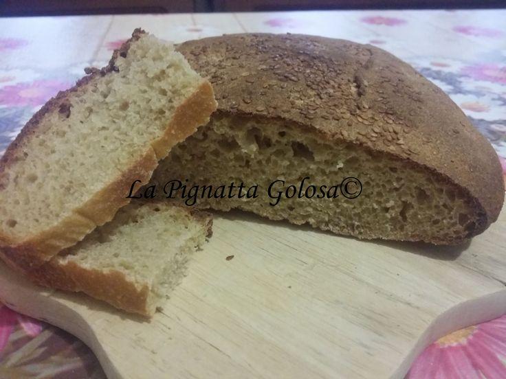 Pane+Nero+di+Castelvetrano+a+modo+mio!