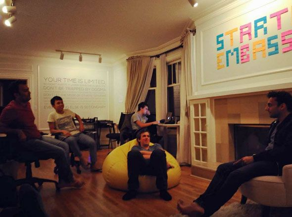 Startup Embassy: La próxima idea que cambiará al mundo podría alojarse aquí