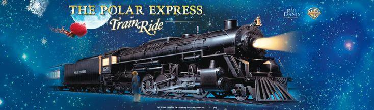 Mount Hood Railroad – Hood River, OR The Polar Express Train Ride in Oregon