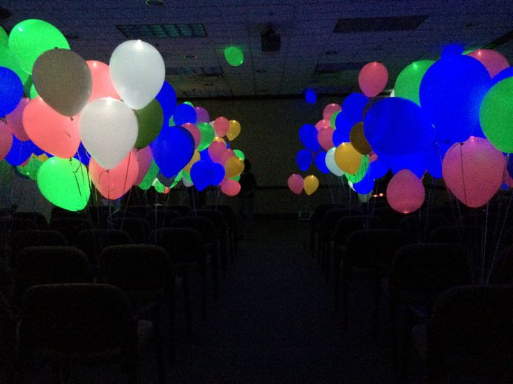 The Sales Team got to have fun with Lite-a-Loon™ Balloons today! #litealoon #burtonandburton #LEDballoons